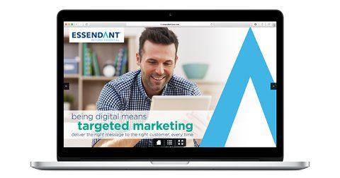 Essendant: Being Digital