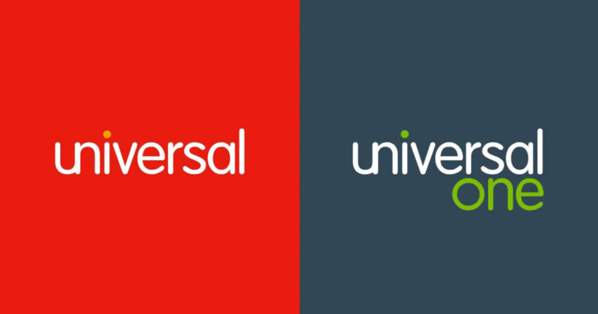 Universal Rebrand