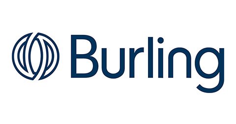 Burling Bank brand refresh redesigned logo